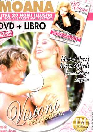 ANGELICA - VISIONI ORGASMICHE (HARD XXX) (DVD)