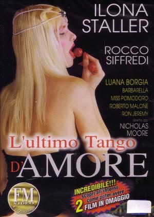 CICCIOLINA - L'ULTIMO TANGO D'AMORE (HARD XXX) (DVD)