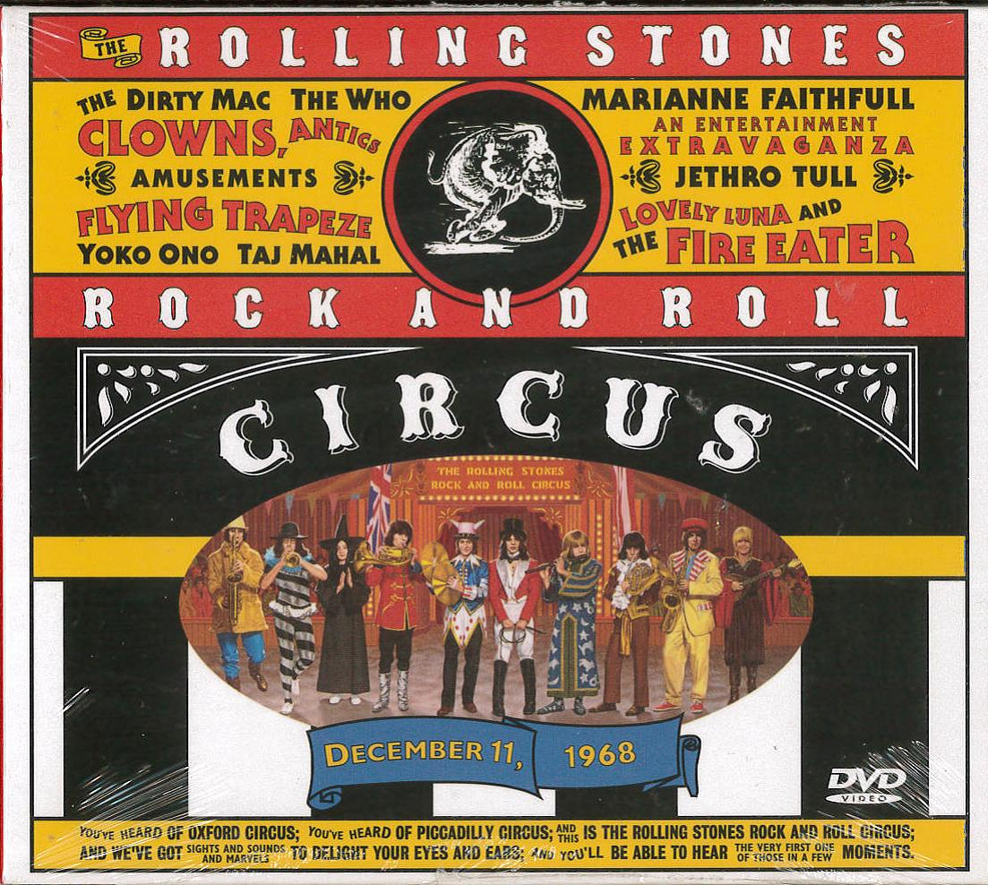 ROCK AND ROLL CIRCUS (SLIMPACK) (CD)