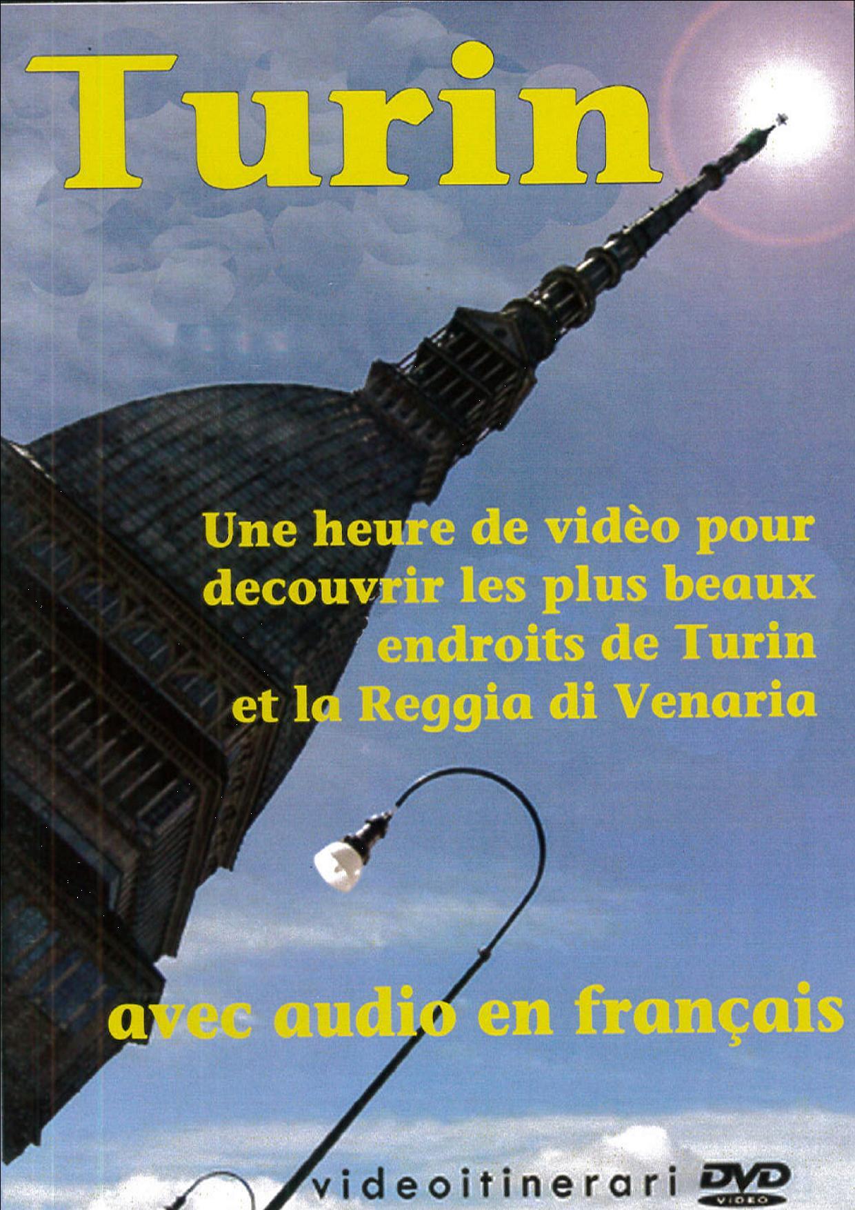 TURIN (AUDIO FRANCESE) (ESENTE IVA) (DVD)