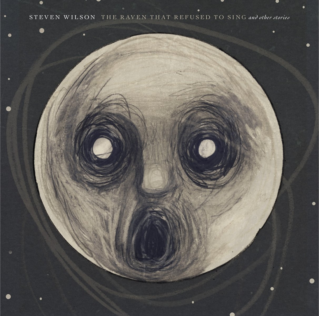 STEVEN WILSON - THE RAVEN THAT REFUSED TO SING (CD)