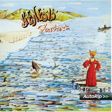 GENESIS - FOXTROT (CD)