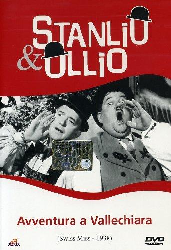 STANLIO E OLLIO - AVVENTURA A VALLECHIARA (DVD)