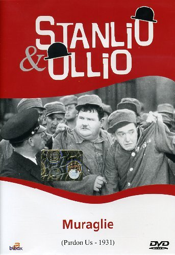 STANLIO E OLLIO - MURALIE (DVD)