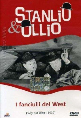 STANLIO E OLLIO - I FANCIULLI DEL WEST (DVD)