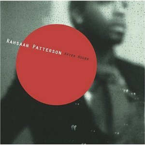 RAHSAAN PATTERSON - AFTER HOUR (CD)