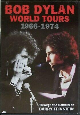 DYLAN BOB - WORLD TOURS 1966-1974 (DVD)