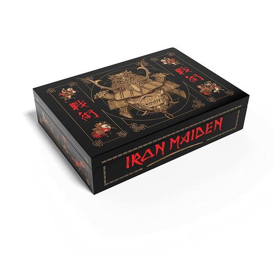 IRON MAIDEN - SENJUTSU - SUPER DELUXE BOXSET FEATURING CD, BLU R