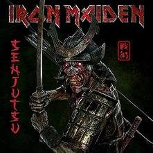 IRON MAIDEN - SENJUTSU (2 CD DELUXE BOOK FORMAT EDITION) (CD)