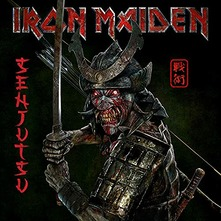 IRON MAIDEN - SENJUTSU - 2CD (DIGIBOOK ED.) (CD)