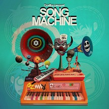 GORILLAZ - SONG MACHINE, SEASON 1 (CD)