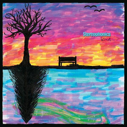 STEREOPHONICS - KIND (CD)