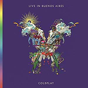 COLDPLAY - LIVE IN BUENOS AIRES- 2CD (CD)
