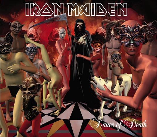 IRON MAIDEN - DANCE OF DEATH (CD)