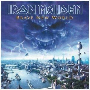 IRON MAIDEN - BRAVE NEW WORLD - REM. DIGIPACK ED. (CD)