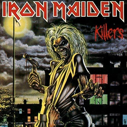 IRON MAIDEN - KILLERS - REM. DIGIPACK ED. (CD)
