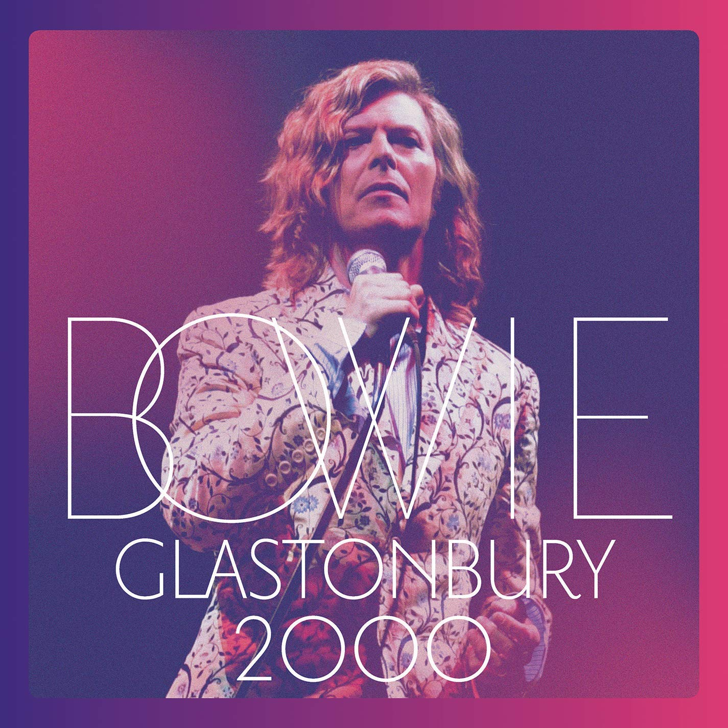 DAVID BOWIE - GLASTONBURY 2000 -2CD (CD)