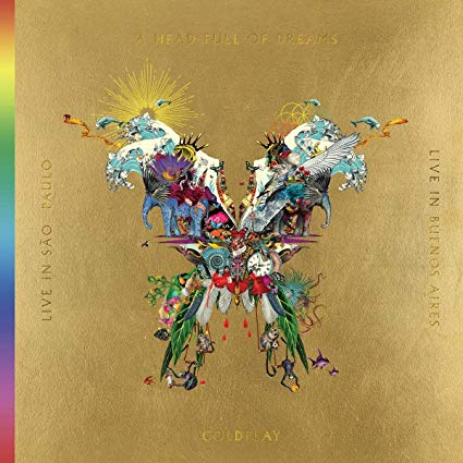 COLDPLAY - LIVE IN BUENOS AIRES/LIVE IN SAN PAOLO/A HEAD FULL OF