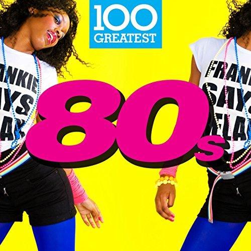 80 - 100 GREATEST 80S (CD)