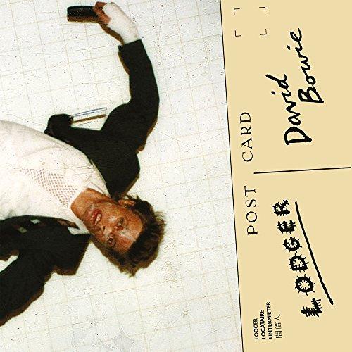 DAVID BOWIE - LODGER (LP)