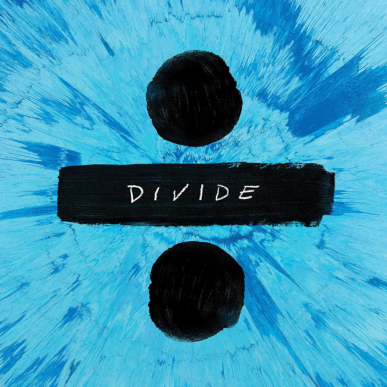 ED SHEERAN - DIVIDE (LP)