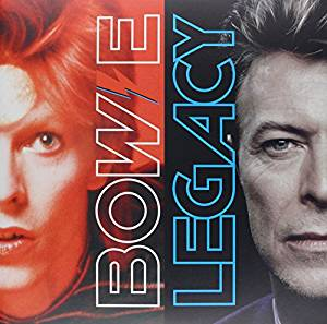 DAVID BOWIE - LEGACY (THE VERY BEST OF DAVID BOWIE) (LP)