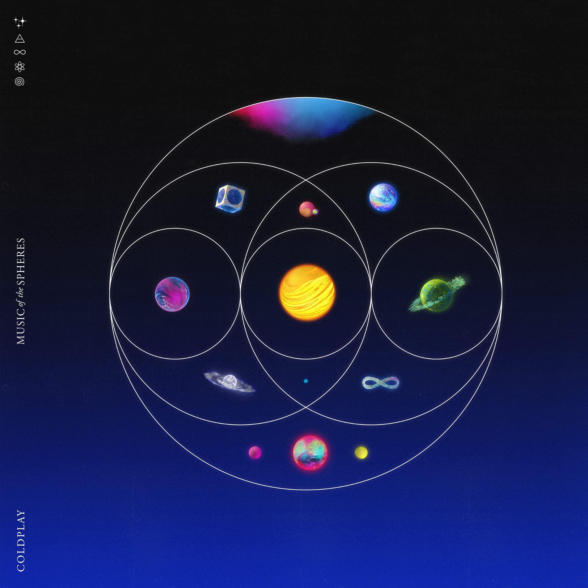COLDPLAY - MUSIC OF THE SPHERES - LP 180 GR. (LP)