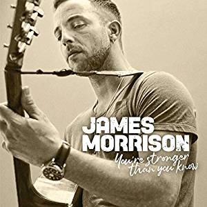 JAMES MORRISON - YOU'RE STRONGER THAN YOU KNOW (CD)