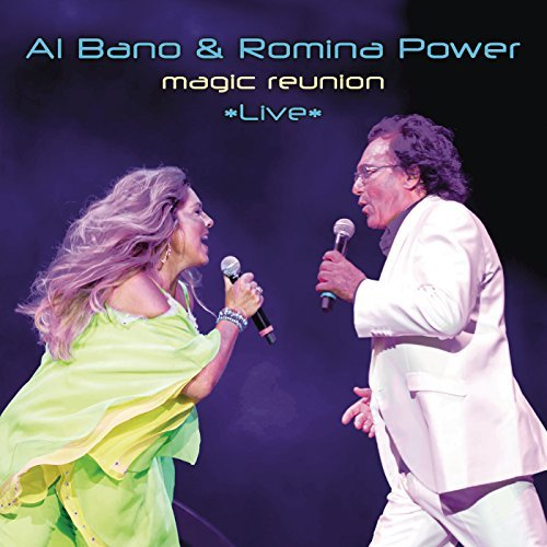 AL BANO & ROMINA POWER - MAGIC REUNION *LIVE* (CD)