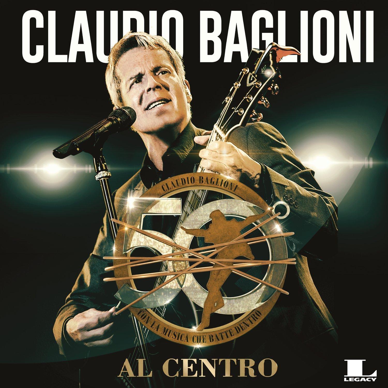 CLAUDIO BAGLIONI - 50 - AL CENTRO (CD)