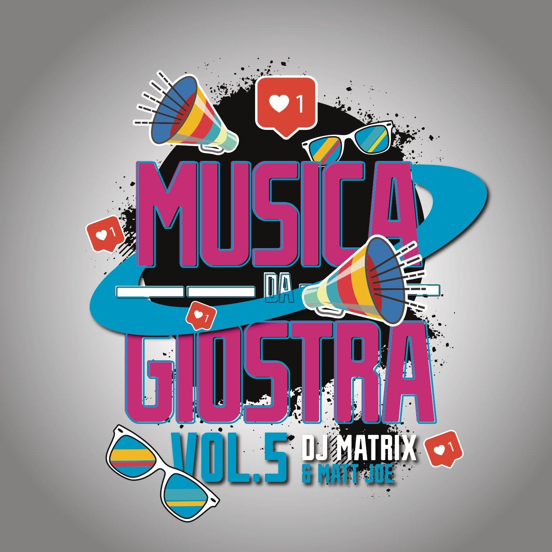 MUSICA DA GIOSTRA V.5 (CD)