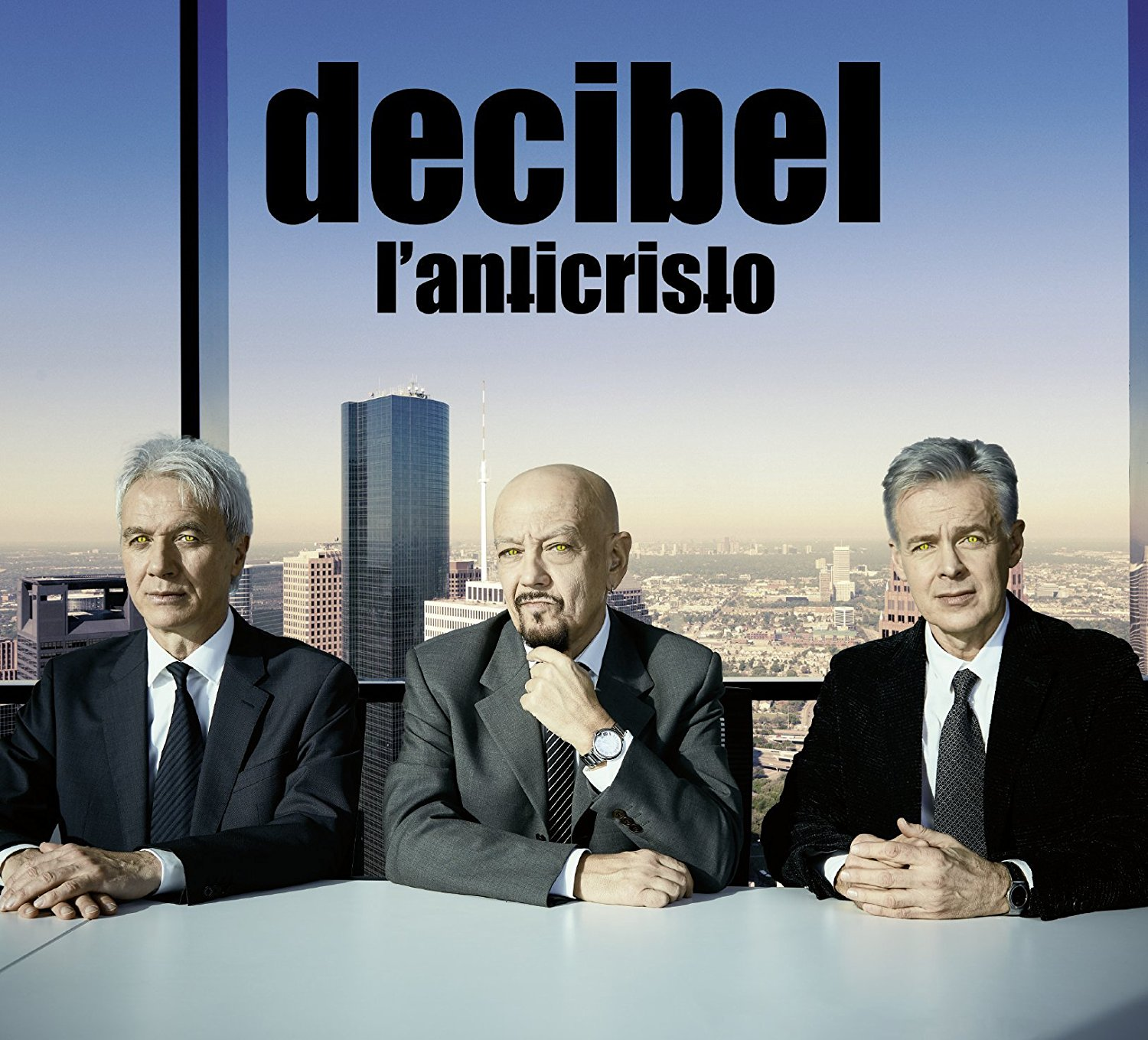 DECIBEL (LP)