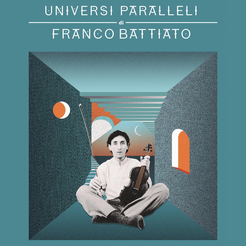 FRANCO BATTIATO - UNIVERSI PARALLELI DI FRANCO BATTIATO (4 CD) (