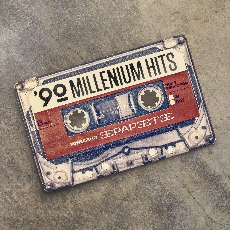 PAPEETE BEACH PRESENTA: 90 MILLENNIUM HITS [2 CD] CD (CD)