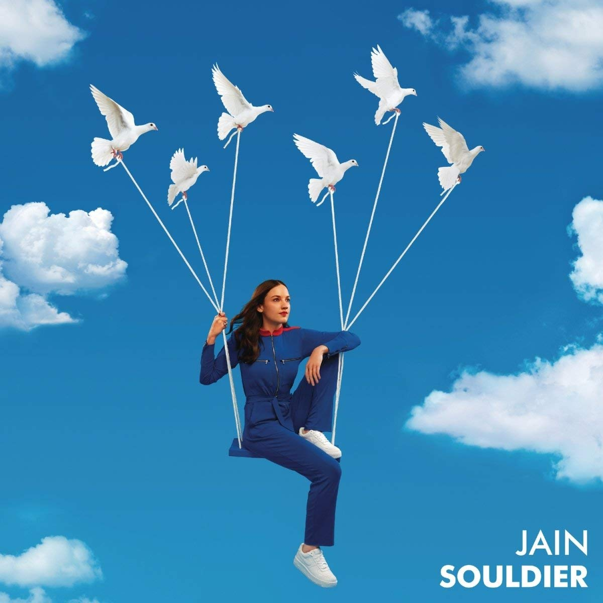 JAIN - SOULDIER (CD)
