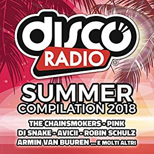 DISCORADIO SUMMER COMPILATION 2018 [2 CD] CD (CD)