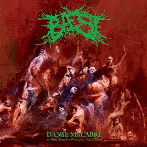 BAEST - DANSE MACABRE (CD)