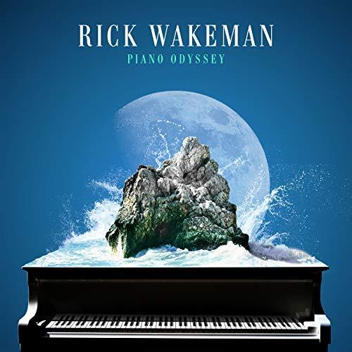 RICK WAKERMAN - PIANO ODYSSEY (CD)