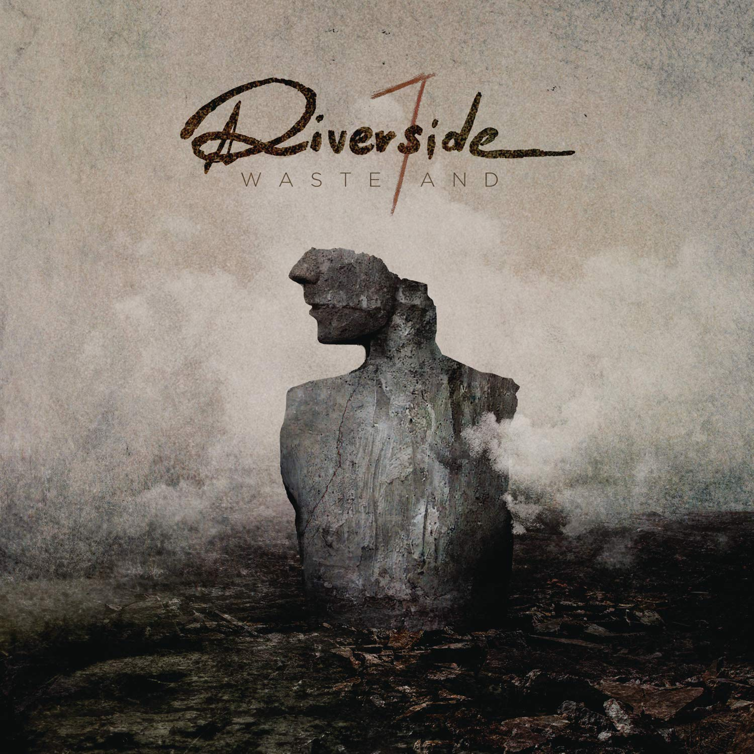 RIVERSIDE - WASTELAND (CD)