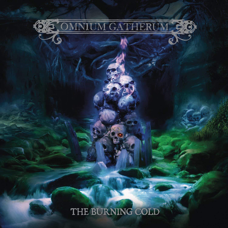 OMNIUM GATHERUM - THE BURNING COLD (CD)