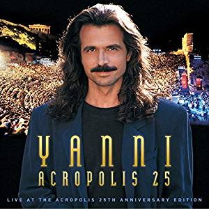 YANNI - LIVE AT THE ACROPOLIS - 25TH ANNIVERSARY REMASTERED [1 C