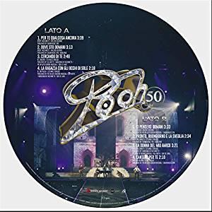 POOH - L'ULTIMO ABBRACCIO-PICTURE 4 LIVE (LP)