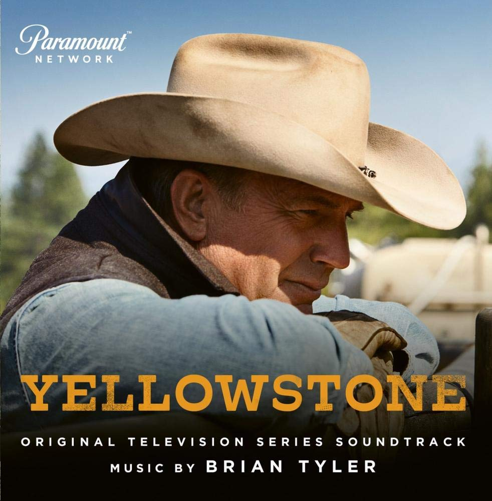 BRIAN TYLER - YELLOWSTONE (ORIGINAL TELEVISION SOUNDTRACK) (CD)