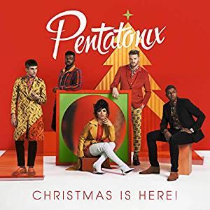 PENTATONIX - CHRISTMAS IS HERE! CD, IMPORT (CD)