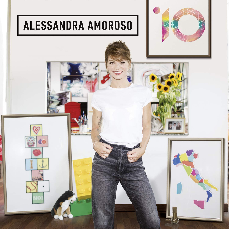 ALESSANDRA AMOROSO - IO (CD)