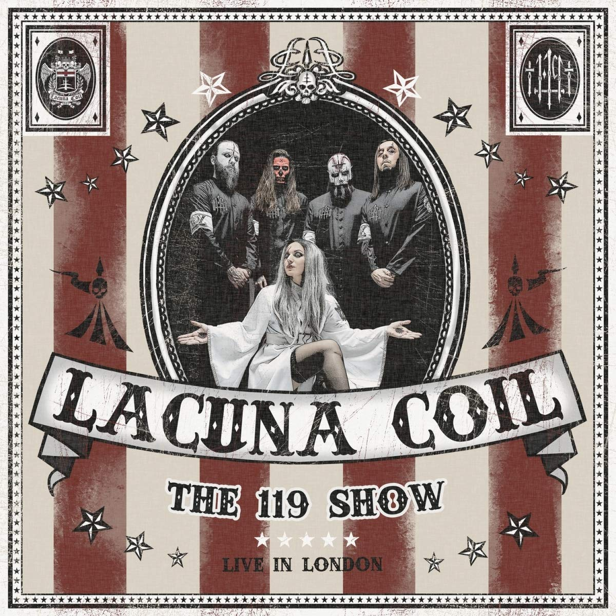 LACUNA COIL - 119 SHOW: LIVE IN LONDON (2 CD + DVD) (CD)