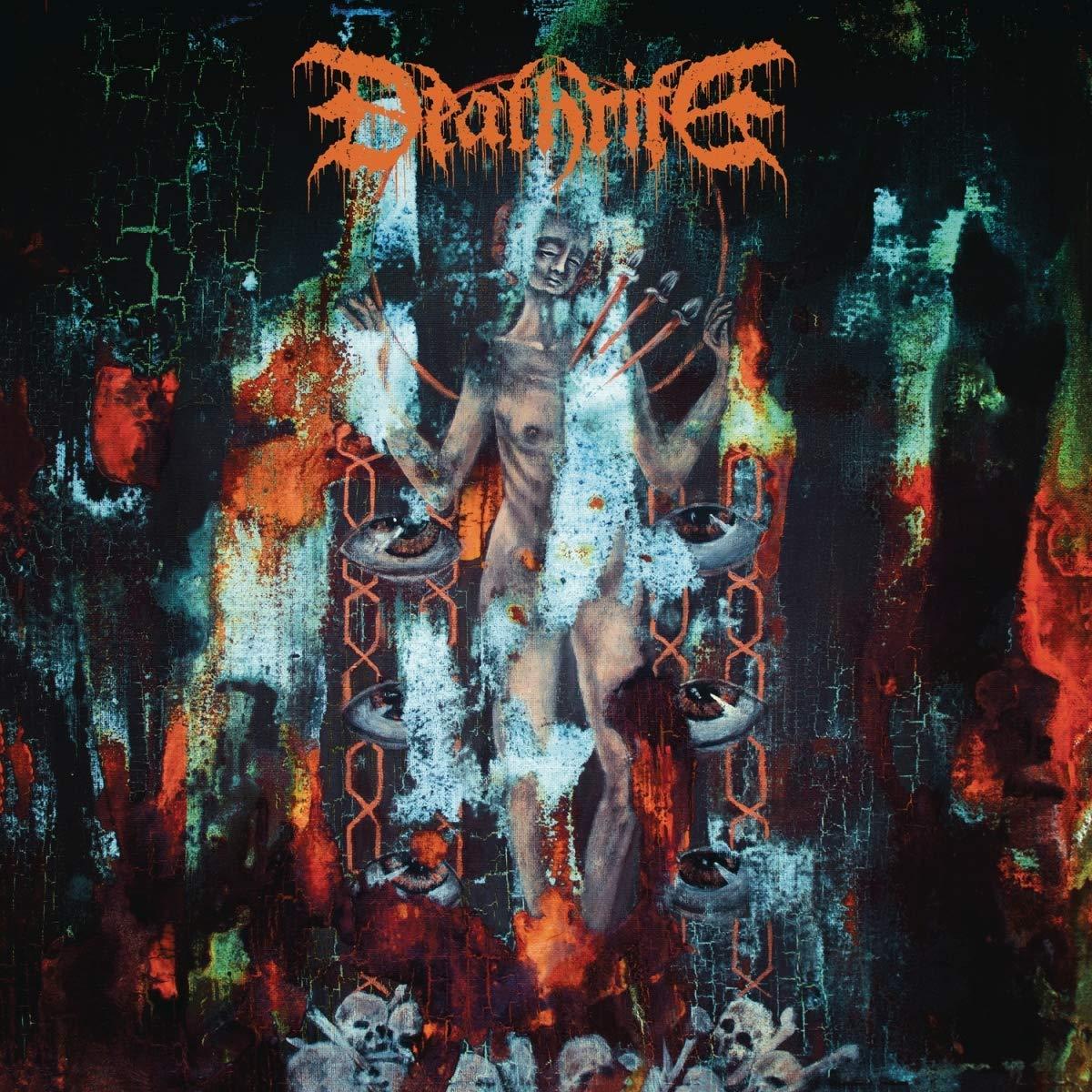 DEATHRITE - NIGHTMARES REIGN (CD)