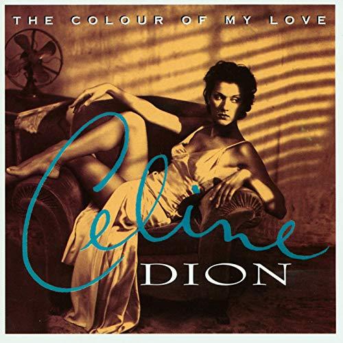 CELINE DION - THE COLOUR OF MY LOVE (2 LP) (LP)