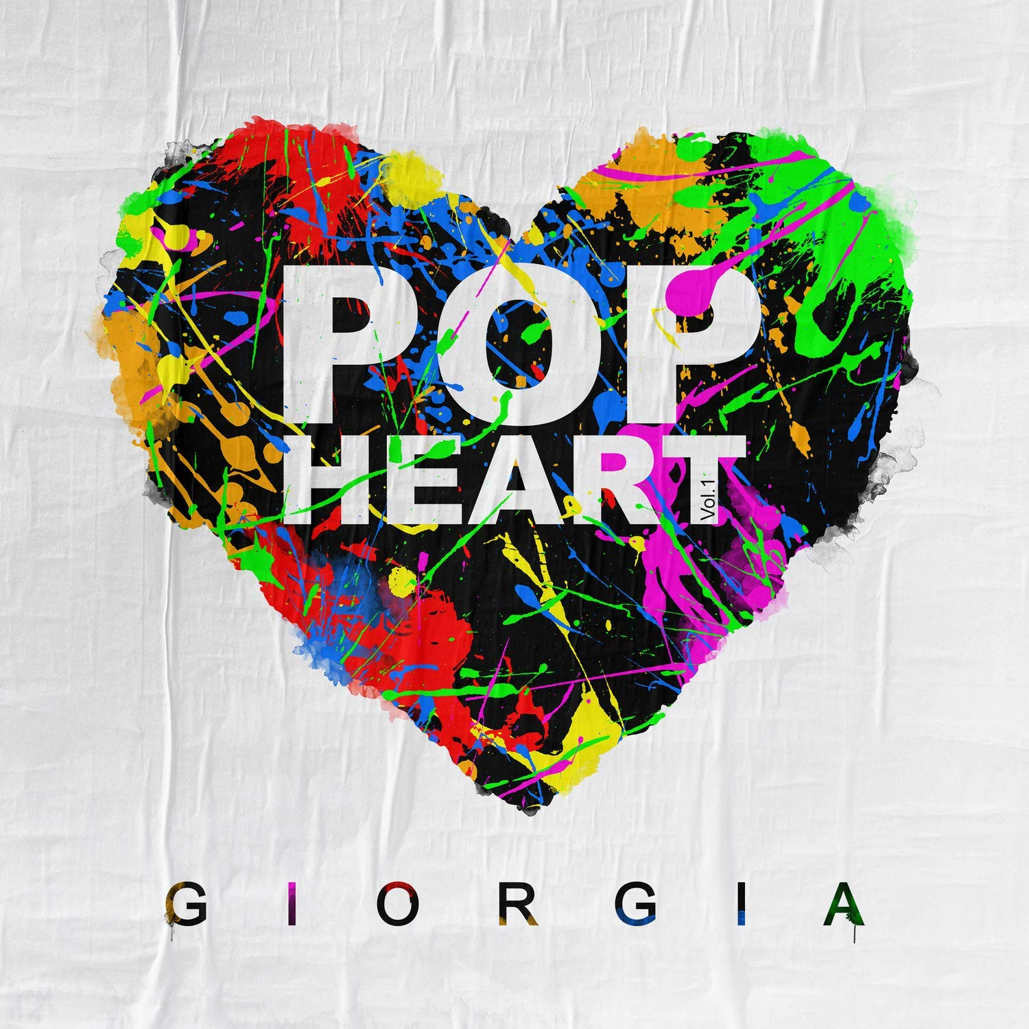 GIORGIA - POP HEART (CD)