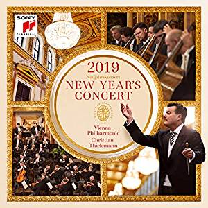 2019 NEW YEAR'S CONCERT -2CD (CD)